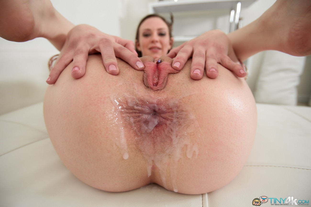 Cum small ass pussy remarkable idea